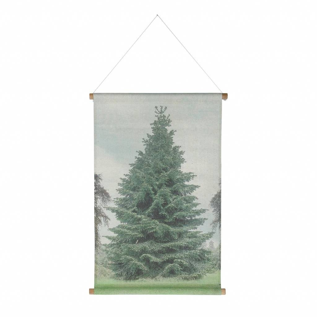 Christmas Tree Wall Plate Small Living Roots Leading In The Field Of Living And Gifts