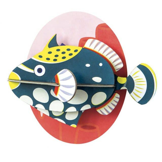 Studio Roof Collection Clown Triggerfish3